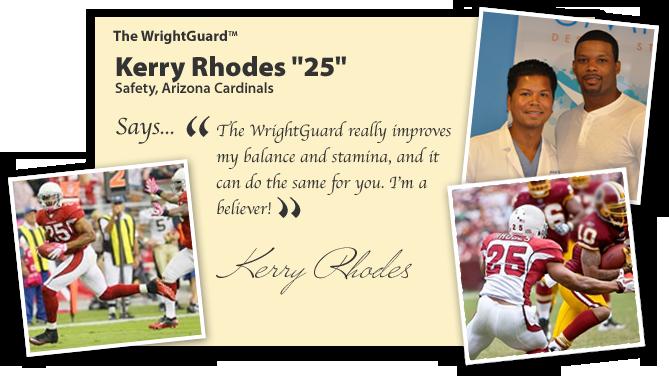 Arizona Cardinals Kerry Rhodes