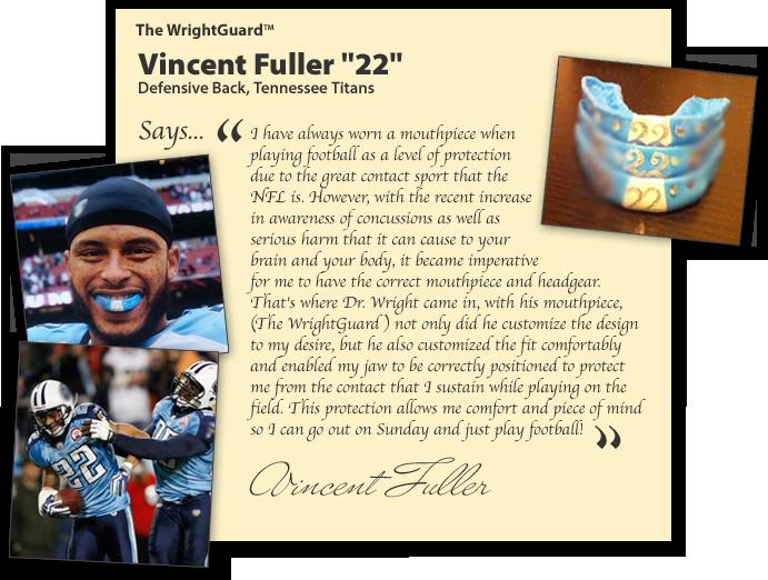 Titans Vincent Fuller