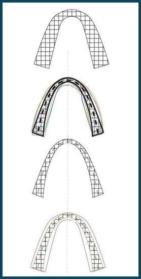 Ideal Arch Taper
